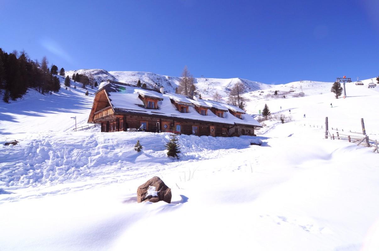 Alpengasthof Gletschermühle - Turracher Höhe